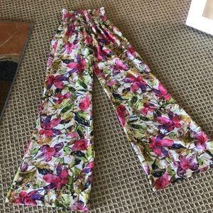 Show Me your Mumu floral pants
